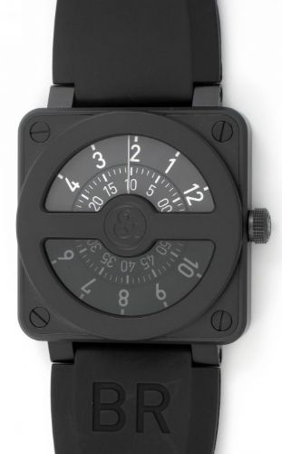BELL & ROSS Aviation BR0192 Compass Automatic Gents Watch